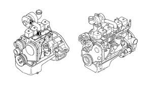 1991 KOMATSU KDC 410 And 610 Series Diesel Engine Workshop Service Repair Manual