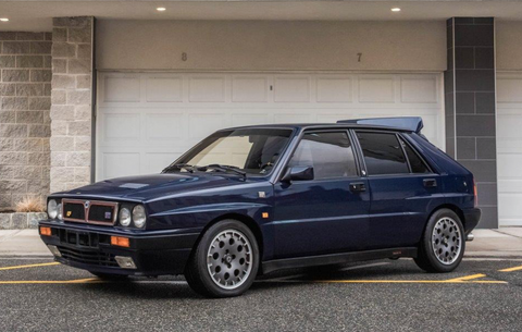 1991 Lancia Delta Integrale Workshop Service Repair Manual