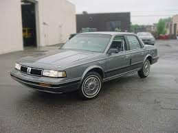 1991 Oldsmobile Cutlass Cruiser Service Repair Manual