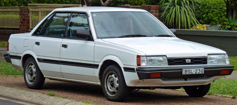 1991 Subaru DL GL Workshop Service Repair Manual Download