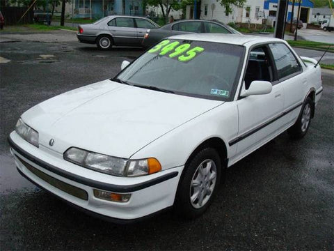 1992-1993 Acura Integra Service Repair Manual Download