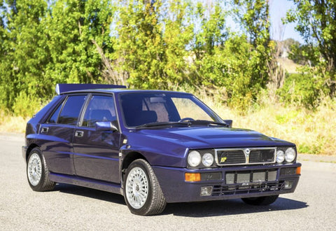 1992 Lancia Delta Integrale Workshop Service Repair Manual