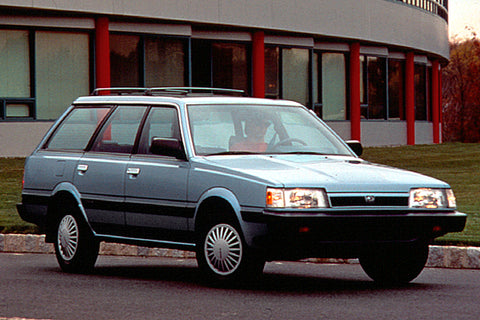 1992 Subaru DL GL Workshop Service Repair Manual Download