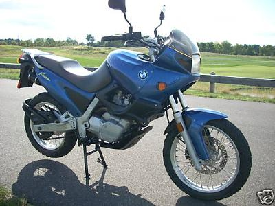 1993-2000 BMW F650 Strada Workshop Service Repair Manual