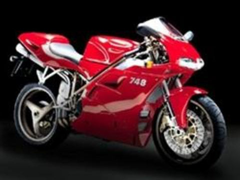 1993-2004 Ducati 748 Workshop Service Repair Manual Download