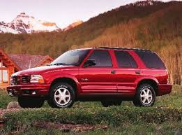 1993 OLDSMOBILE BRAVADA X2001 SERVICE REPAIR MANUAL