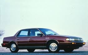 1993 Oldsmobile Cutlass Cruiser Service Repair Manual