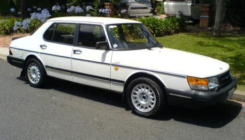 1993 SAAB 90 99 900 Sedan Hatchback Workshop Service Repair Manual