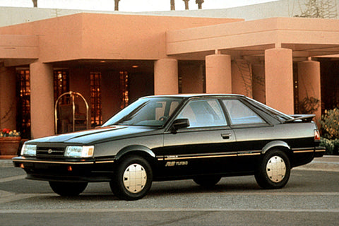 1993 Subaru DL GL Workshop Service Repair Manual Download