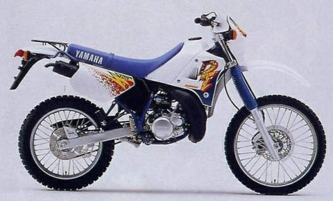 1993 Yamaha DT125 DT125R Workshop Service Repair Manual Download