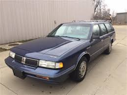 1994 Oldsmobile Cutlass Cruiser Service  Repair Manual