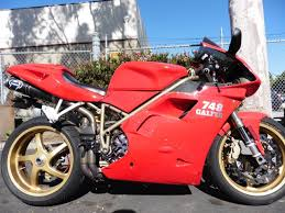 1995 Ducati 748 Workshop Service Repair Manual Download