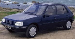 1995 Peugeot 205 Workshop Repair manual DOWNLOAD