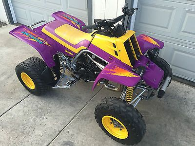 1995 YAMAHA BANSHEE ATV SERVICE REPAIR MANUAL