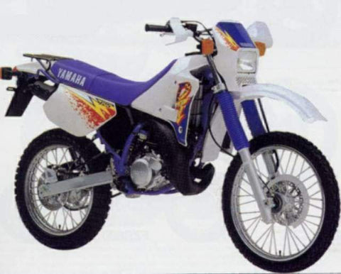 1995 Yamaha DT125 DT125R Workshop Service Repair Manual Download