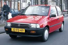 1995 Suzuki Alto Service Repair Manual Download