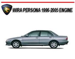 2002 PROTON SATRIA WIRA PERSONA ENGINE WORKSHOP SERVICE REPAIR MANUAL DOWNLOAD