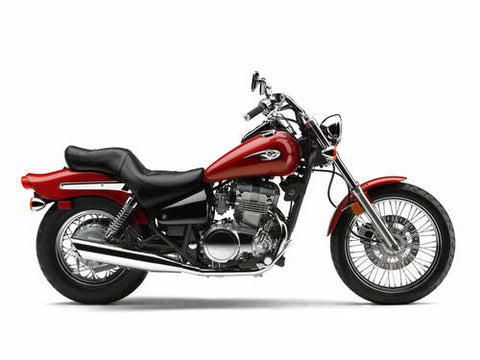 1996-2008 Kawasaki Vulcan 500 Motorcycle Workshop Service Repair Manual Download