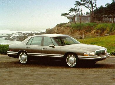 1996 BUICK Park Avenue Owners Manual