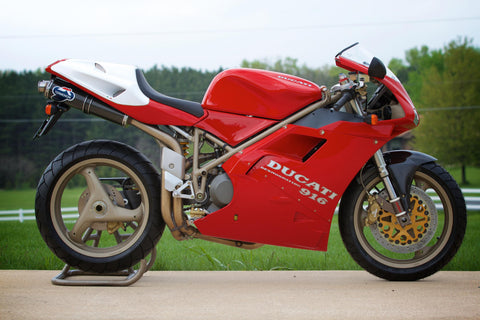 1996 Ducati 748 Workshop Service Repair Manual Download