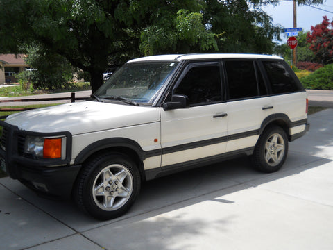 1996 LAND ROVER RANGE ROVER VEHICLES WORKSHOP SERVICE REPAIR MANUAL