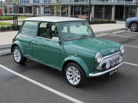 1996 Mini Cooper Service Repair Manual