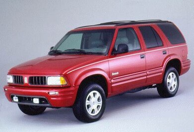 1996 OLDSMOBILE BRAVADA X2001 SERVICE REPAIR MANUAL