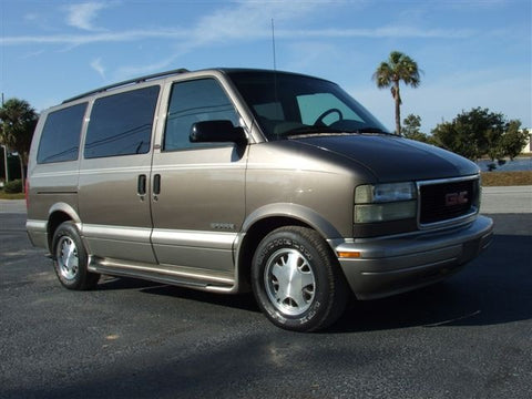 1997 Gmc Safari Workshop Service Repair Manual
