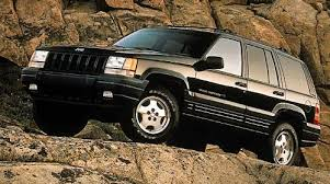 1997 JEEP GRAND CHEROKEE WORKSHOP SERVICE REPAIR MANUAL