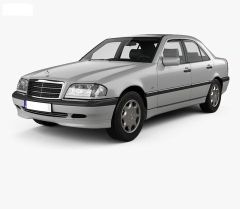 1997 Mercedes Benz W202 C Class Workshop Service Repair Manual