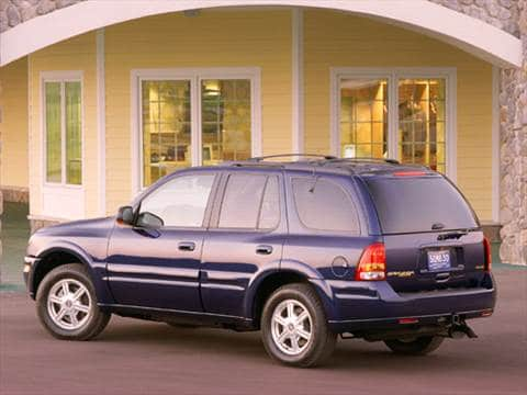 1997 OLDSMOBILE BRAVADA X2001 SERVICE REPAIR MANUAL