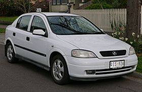 1998-2000 Holden Astra Zafira Service Repair Manual