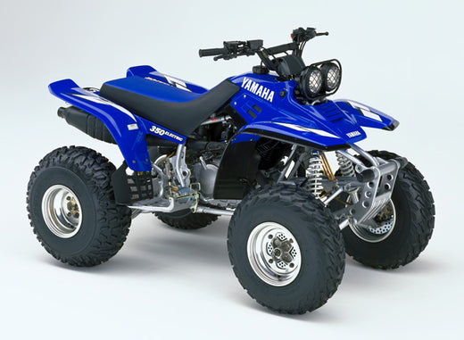 1998-2001 Yamaha YFM350X Warrior ATV Service Repair Manual