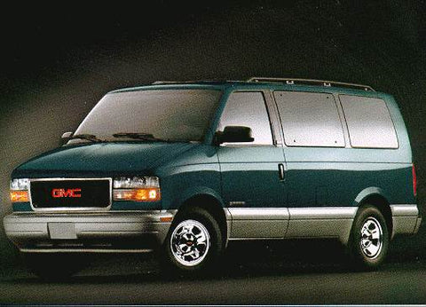 1998 Gmc Safari Workshop Service Repair Manual