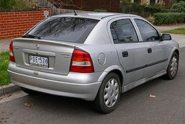1998 HOLDEN ASTRA G Service Repair Manual