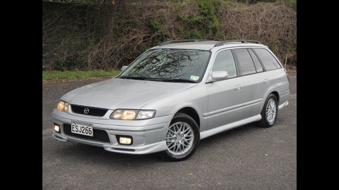 1998 MAZDA 626 CAPELLA SERVICE REPAIR MANUAL