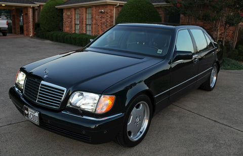 1998 Mercedes Benz C CL CLK G E M Maybach S SL Class Workshop Service Repair Manual