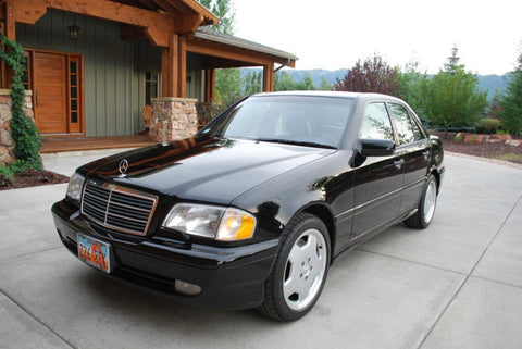 1998 Mercedes Benz W202 C Class Workshop Service Repair Manual