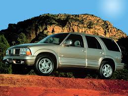 1998 OLDSMOBILE BRAVADA X2001 SERVICE REPAIR MANUAL