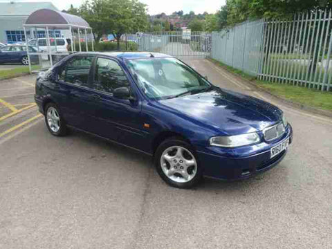 1998 Rover 414 416 420 Workshop Service Repair Manual