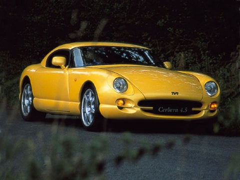 1998 TVR CERBERA SERVICE REPAIR MANUAL