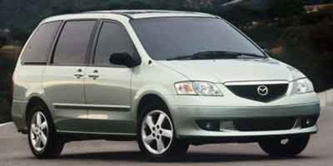 1999-2002 Mazda MPV Service Repair Manual
