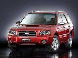 1999-2004 Subaru Forester Service Repair Manual Download