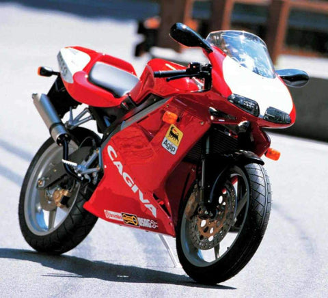1999 Cagiva Mito EV 125 Workshop Service Repair Manual Download