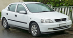 1999 HOLDEN ASTRA G Service Repair Manual