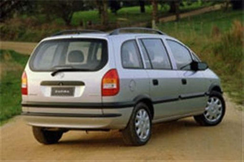 1999 Holden Astra Zafira Service Repair Manual