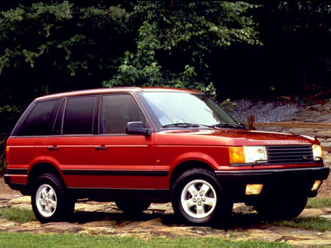 1999 LAND ROVER RANGE ROVER VEHICLES WORKSHOP SERVICE REPAIR MANUAL