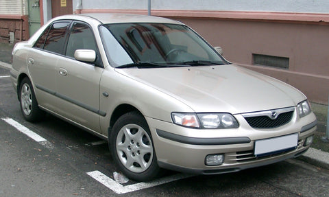1999 MAZDA 626 CAPELLA SERVICE REPAIR MANUAL