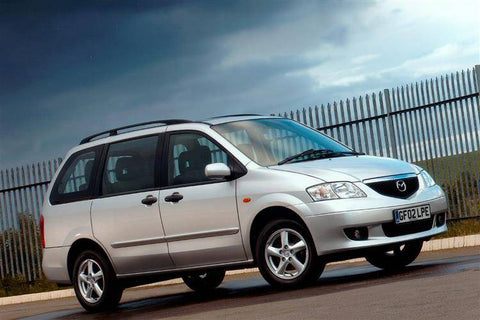 1999 Mazda MPV Service Repair Manual