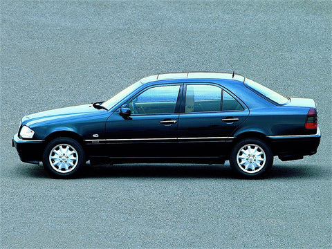 1999 Mercedes Benz W202 C Class Workshop Service Repair Manual